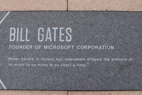 Bill Gates - ungeduldiger Optimist